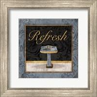 Refreshing Sink Fine Art Print