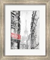 City View Redpop Fine Art Print