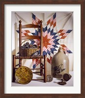 Lone Star & Antiques Fine Art Print