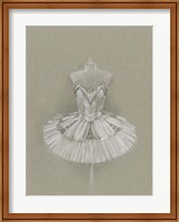 Ballet Dress I Fine Art Print