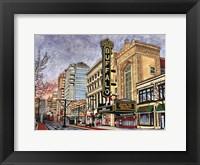 Shea's Buffalo, Buffalo Ny Fine Art Print