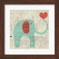 Ada's Elephant Fine Art Print