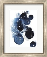 Blue Galaxy II Fine Art Print