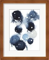 Blue Galaxy IV Fine Art Print