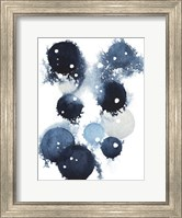 Blue Galaxy IV Fine Art Print