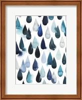 Water Drops I Fine Art Print