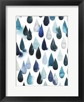 Water Drops I Fine Art Print