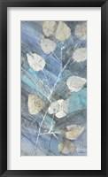 Silver Leaves II Fine Art Print