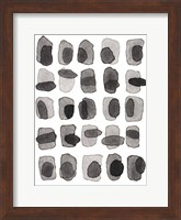 Grey Slate II Fine Art Print