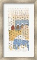 Home Grid III Fine Art Print