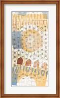 Home Grid IV Fine Art Print