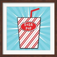 Soda Pop Fine Art Print