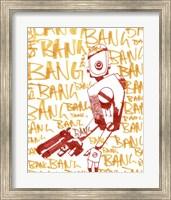 Bang Bang Bang Fine Art Print