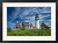 Spring at Cape Cod Light Fine Art Print