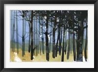 Tangle Knot Wood Fine Art Print