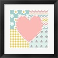 Baby Quilt I Fine Art Print