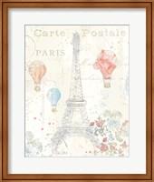 Lighthearted in Paris II Fine Art Print
