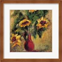 Fleurs d'Automne I Fine Art Print