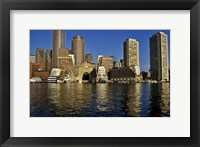 Rowe's Wharf, Boston, MA Fine Art Print
