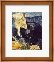 At the Beginning - Van Gogh Quote 1 Fine Art Print