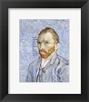Great Things -Van Gogh Quote 3 Fine Art Print