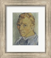 At the Beginning - Van Gogh Quote 2 Fine Art Print