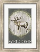 Woodland Welcome I Fine Art Print