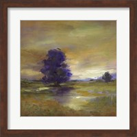 Purple Tree Fine Art Print