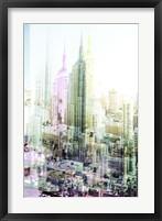 Empire State Building Multiexposure I Fine Art Print