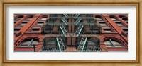 The Puck Building Facade, Soho, NYC Fine Art Print