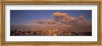 Midtown Manhattan Skyline, NYC Fine Art Print