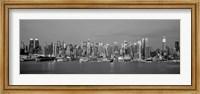 Manhattan Skyline, NYC Fine Art Print