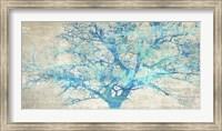 Turquoise Tree Fine Art Print