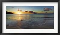 Baie Beau Vallon, Seychelles Fine Art Print