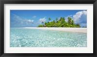 Palm Island, Maldives Fine Art Print