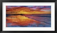 Sunset, North Island, New Zealand Fine Art Print