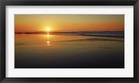 Sunset Impression, Taranaki, New Zealand Fine Art Print