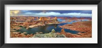 Alstrom Point at Lake Powell, Utah, USA Fine Art Print
