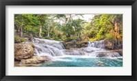 Kuang Si Falls, Luang Prabang,  Laos Fine Art Print