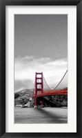 Golden Gate Bridge I, San Francisco Fine Art Print