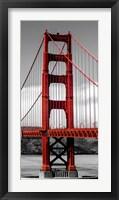Golden Gate Bridge II, San Francisco Fine Art Print