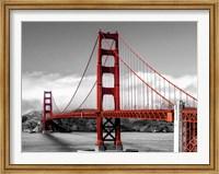 Golden Gate Bridge, San Francisco Fine Art Print
