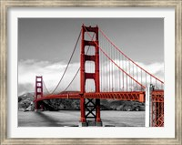 Golden Gate Bridge, San Francisco Fine Art Print