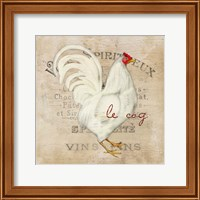 French Rooster Fine Art Print