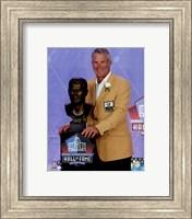 Brett Favre 2016 NFL Hall of Fame Induction Ceremony Fine Art Print