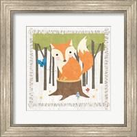 Woodland Hideaway Fox Fine Art Print