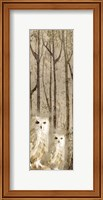 Owls In the Trees Fine Art Print