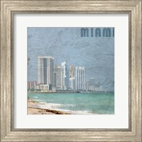 Miami Beach Fine Art Print