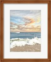 Dawn Of The Crashing Waves Fine Art Print