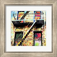 Colorful Life Brooklyn Fine Art Print